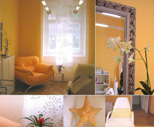 Beispiel: Kosmetikstudio, Foto: Feelgood Salon.