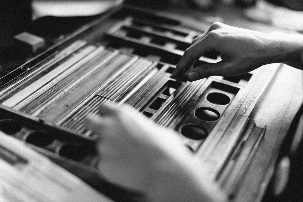 Letterink | Letterpress & Design Studio WE LOVE DESIGN - WE LOVE LETTERPRESS