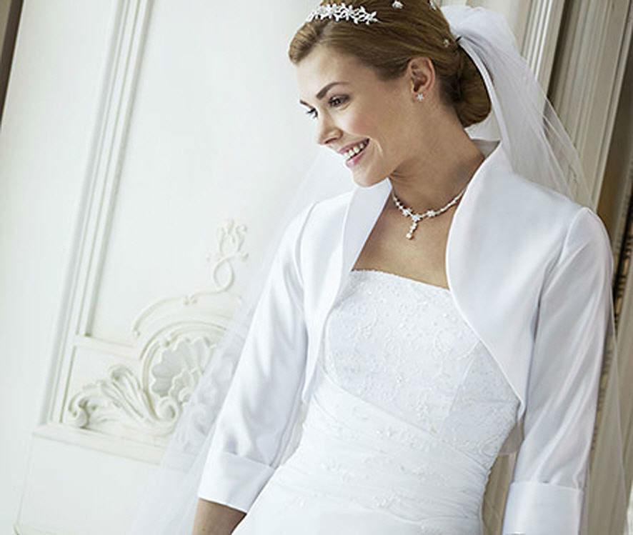 Beispiel: Accessoires für Ihren großen Tag, Foto: Magy's Brautmode.