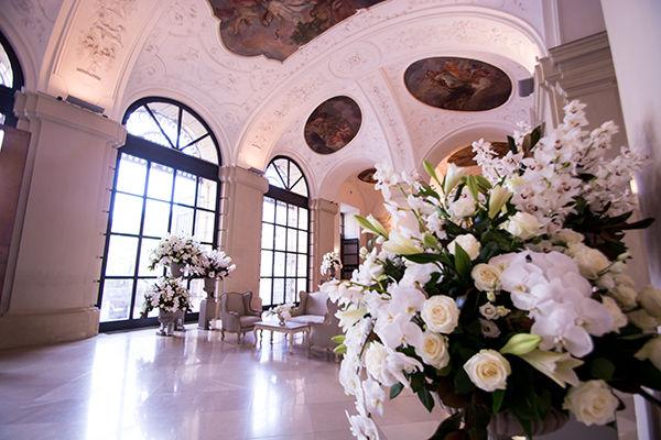 Beispiel: Sala Terrena, Foto: Palais Liechtenstein GmbH/ KS
