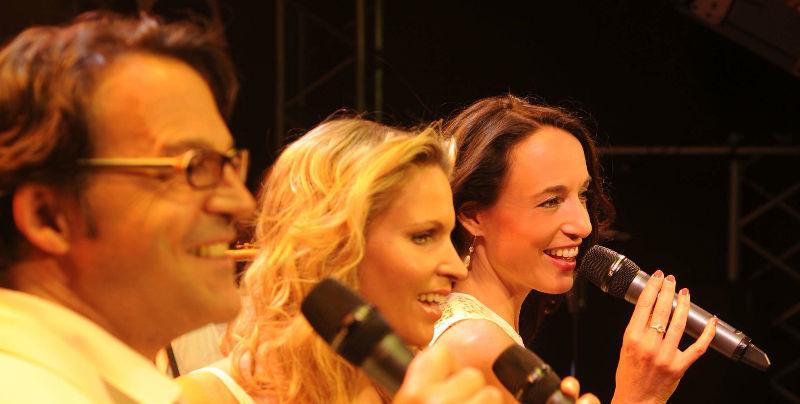 Beispiel: Fantastische Sänger, Foto: Da Capo Music.