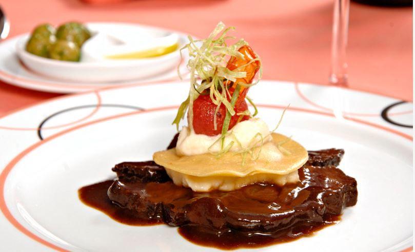 Oferta culinaria en el Seaside Palm Beach