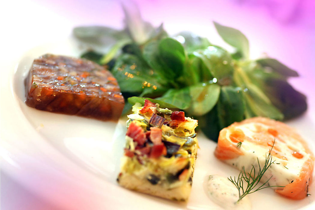 Beispiel: Kulinarische Leckereien, Foto: Die Hochzeitsgestalter.