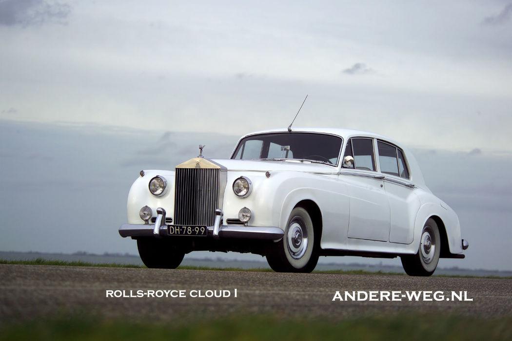 rolls royce silver cloud I 1956 4 zitplaatsen