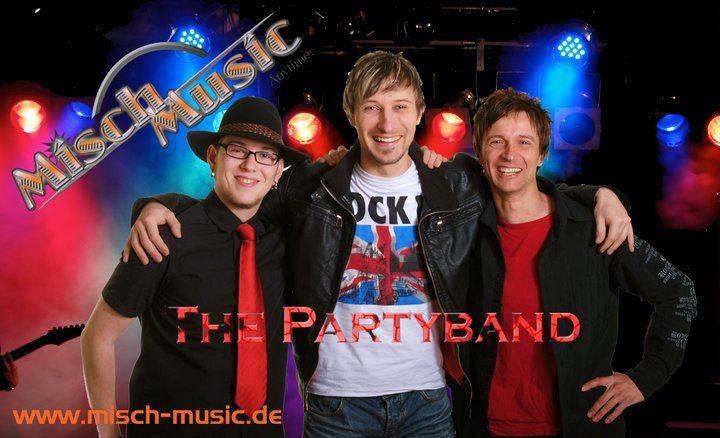 Beispiel: Bandmitglieder, Foto: Misch Music.