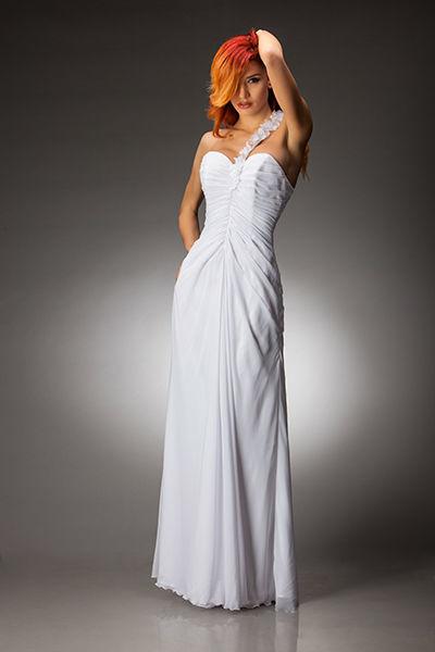 Beispiel: Brautmode, Foto: Cutti.