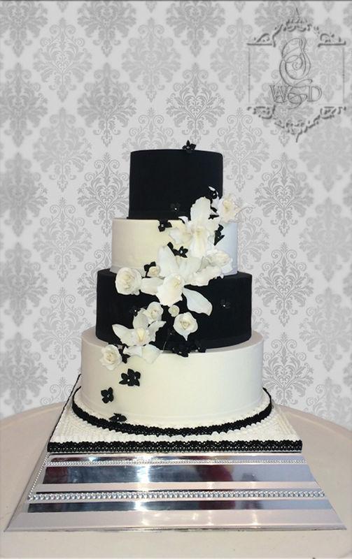 Sani Wedding Cake Design