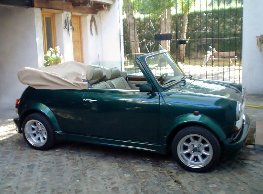 Mini Cabrio (Madrid)