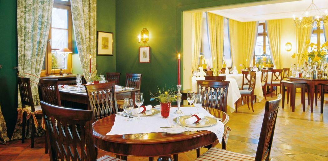 Beispiel: Restaurant, Foto: Hotel Schreiegg's Post.