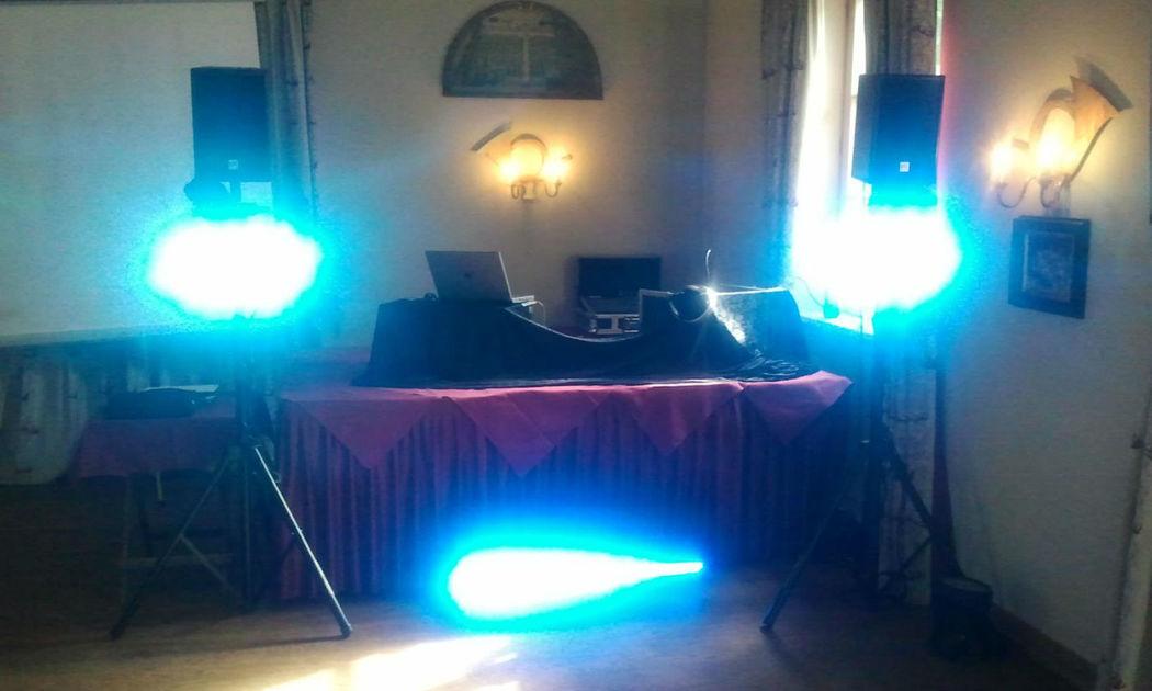 Beispiel: Ton- und Lichttechnik, Foto: DJ Balance.