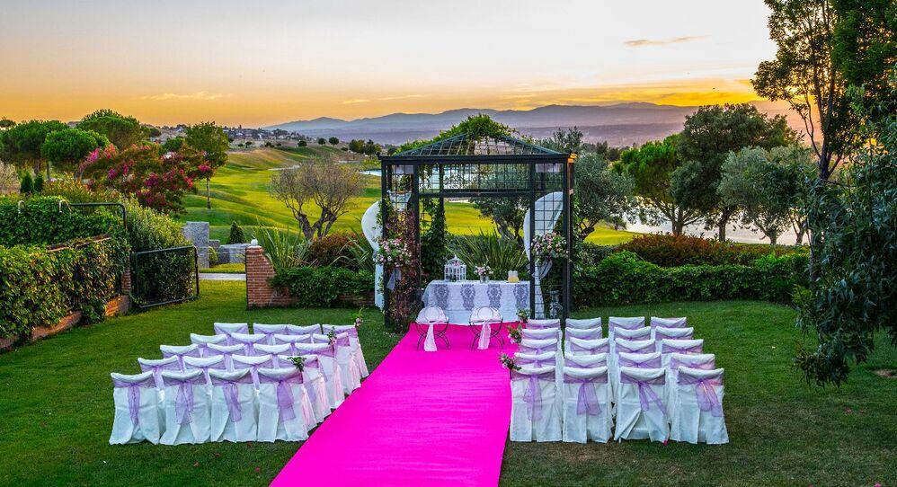 casino club golf retamares bodas