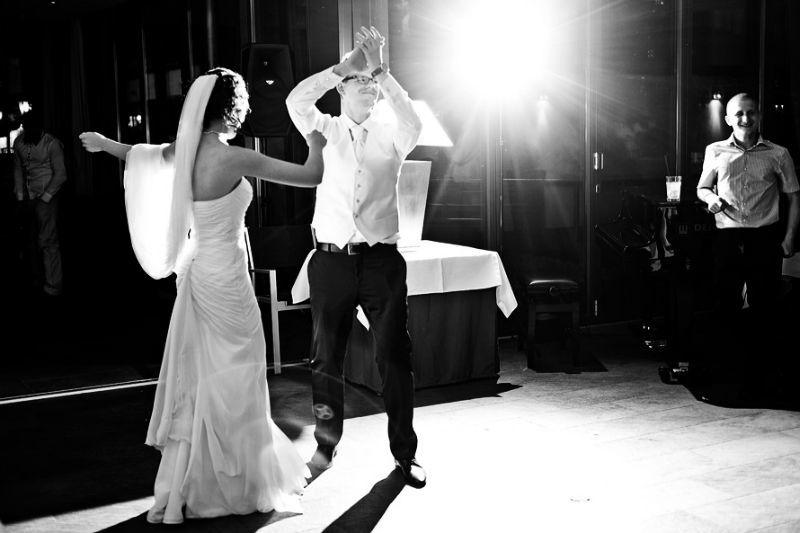 Beispiel: Impressionen der Hochzeitsfeier, Foto: Sergej Falk.