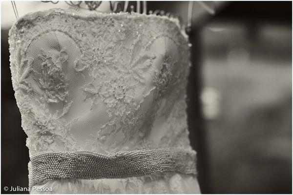 Magali Vieira Alta Costura. Noiva: Inara Aragão. Foto: Juliana Pessoa
