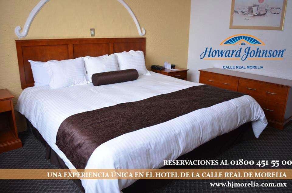 Howard Johnson Calle Real Morelia,  hotel en Morelia