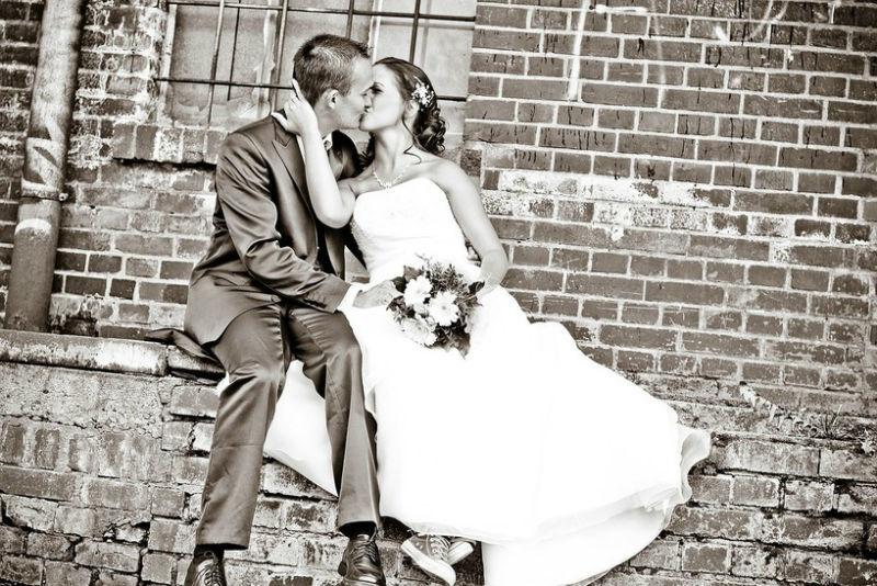 Beispiel: Romantische Hochzeitsbilder, Foto: Ralf Dombrowski Wedding Photographer.