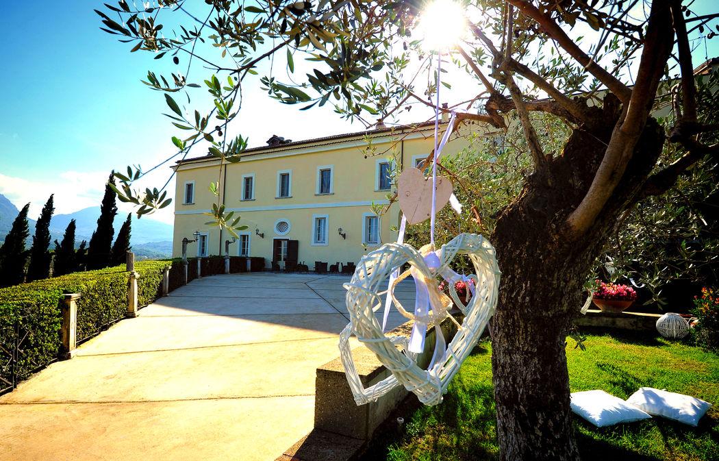 villa matrimoni caserta Castello Ducale Castel Campagnano