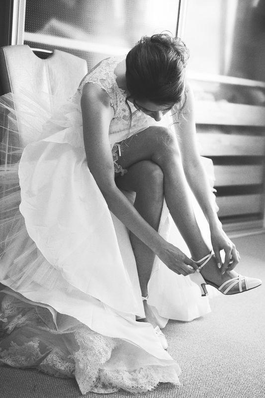 Beispiel: Brautvorbereitungen, Foto: Hochzeitsfotografie Thomas Göbert