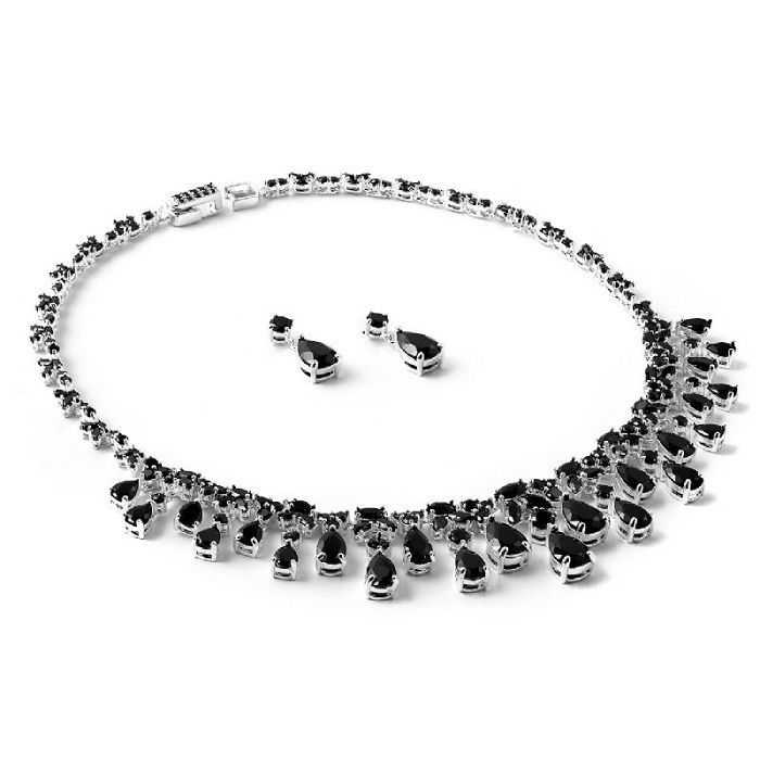 Parure de bijoux Fantaisie - Bijoux de Mariage