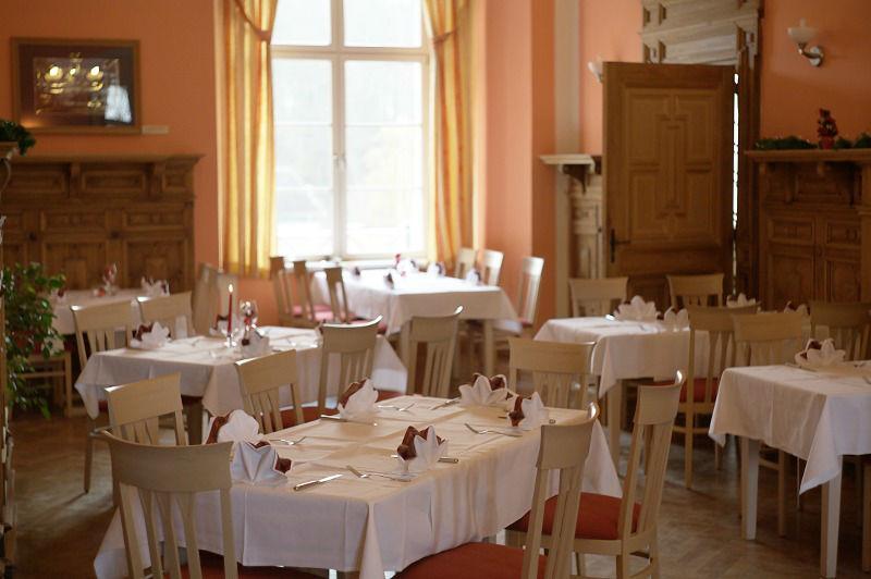 Beispiel: Restaurant, Foto: Schloss Boitzenburg.