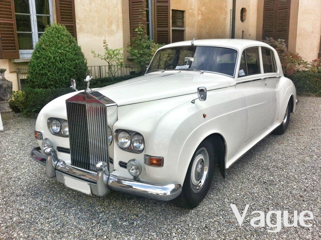 Rolls Royce Silver Cloud Noleggio Matrimoni Monza Como Lecco Milano Bergamo