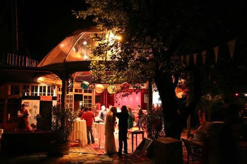 Beispiel: Stimmung am Abend, Foto: Villa Kunterbunt.