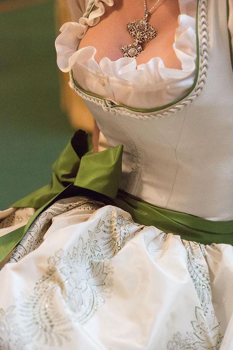 Beispiel: Detailreiche Arbeit, Foto: Susanne Spatt Salzburg.