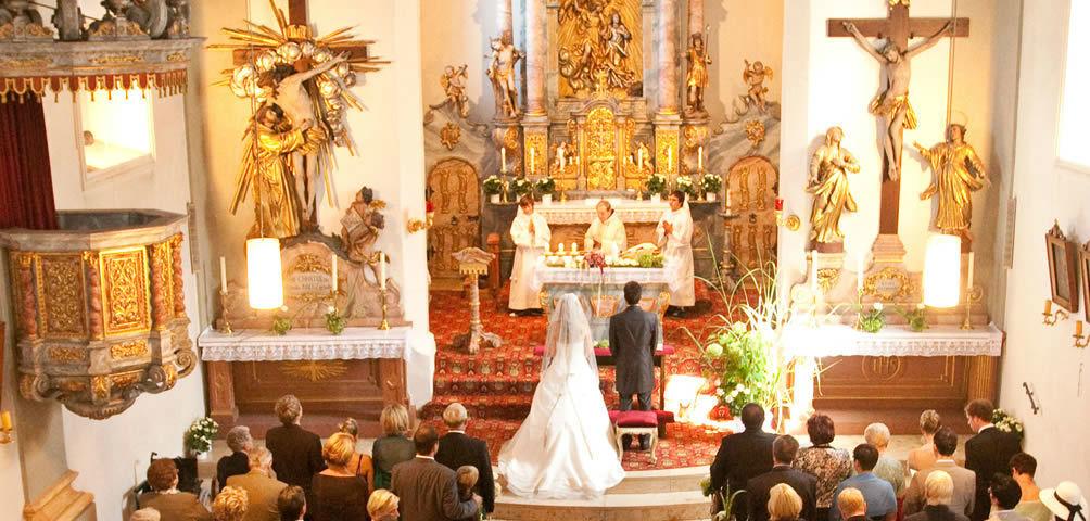 Beispiel: Planung und Organisation Ihrer Trauung, Foto: Herbig Wedding.