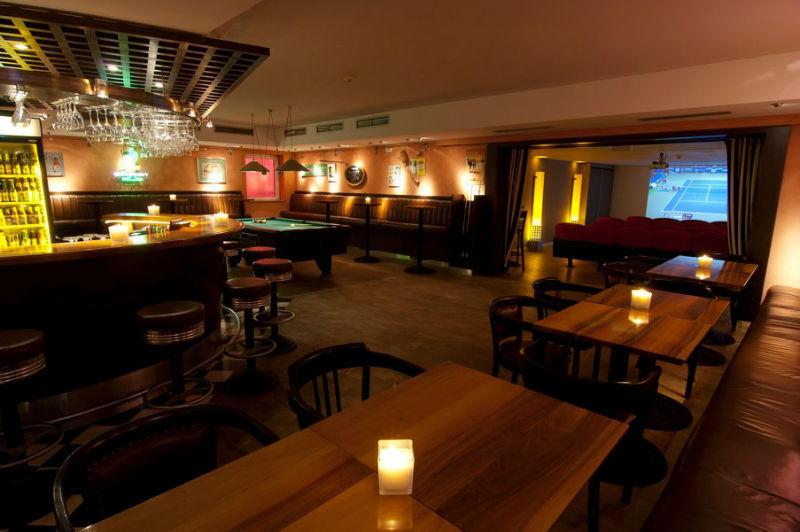 Beispiel: Bar, Foto: Hotel Residence Starnberger See.