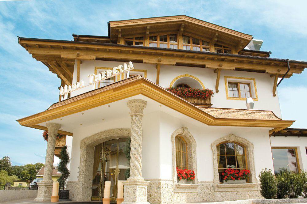Beispiel: Hotel, Foto: Garten Hotel Maria Theresia.