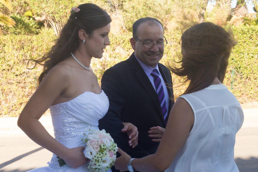 Casamento V & J em Ferragudo- Algarve.