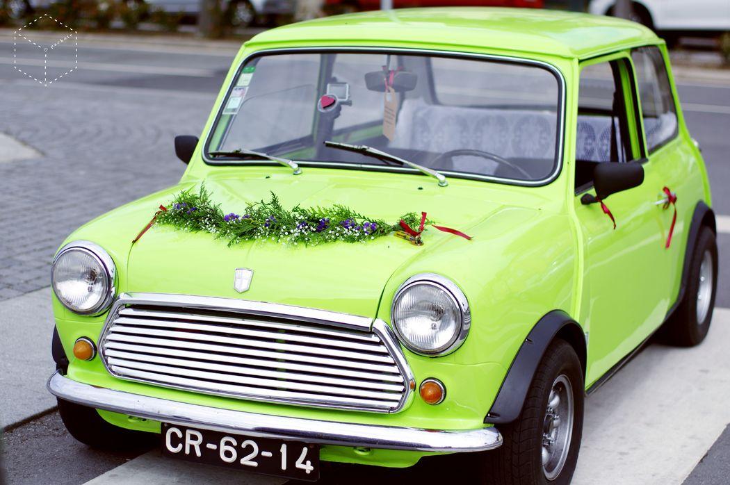 Mini ''1000'' (verde) 1974