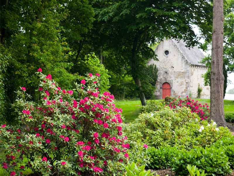 Château de Miniac Morvan - la chapelle