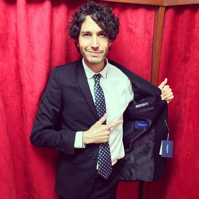 Tienda de trajes para novio D´ Paul ubicada en Cozumel