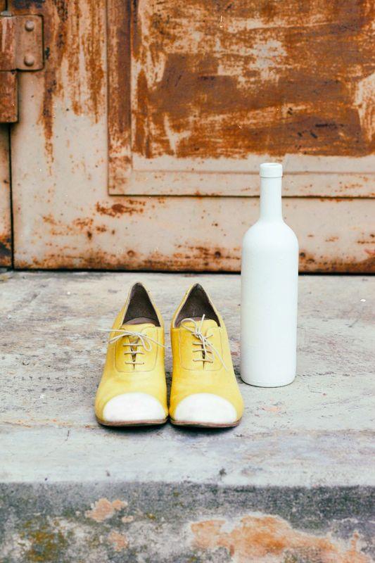 The Wedding Enterprise: le scarpe della sposa