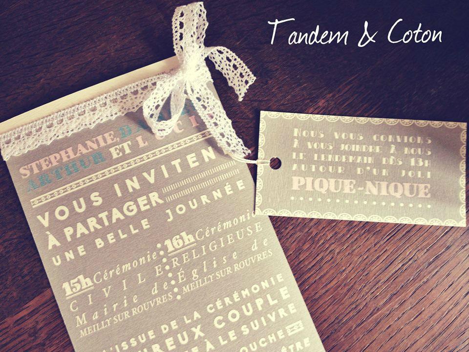 Tandem & Coton - Décoration