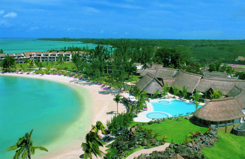 Feng Shui Hotel LUX* Grand Gaube, Mauritius