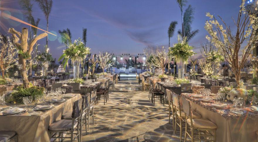 Mayan Palace Nuevo Vallarta para que celebres tu boda.