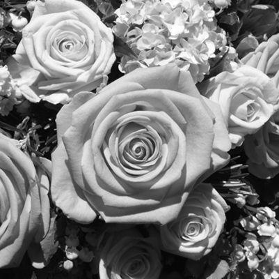 Beispiel: Florale Dekoration, Foto: Berlin und Hochzeit.