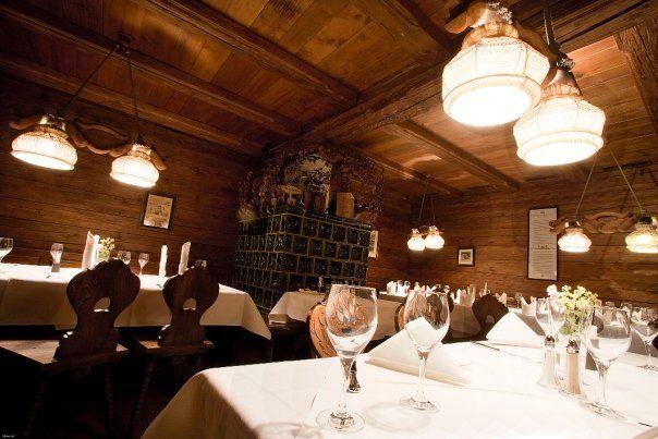 Beispiel: Flößerstube, Foto: Bio-Hotel Alter Wirt.