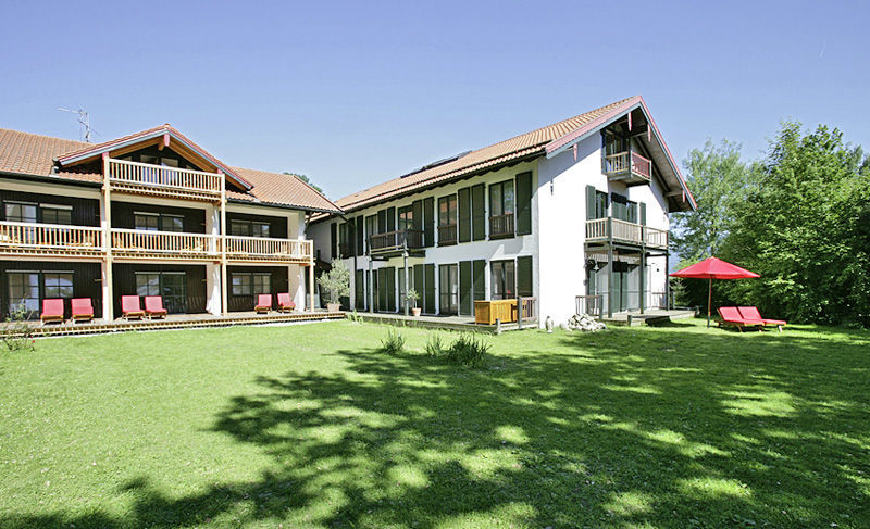 Beispiel: Tagungshaus, Foto: Chiemgauhof.