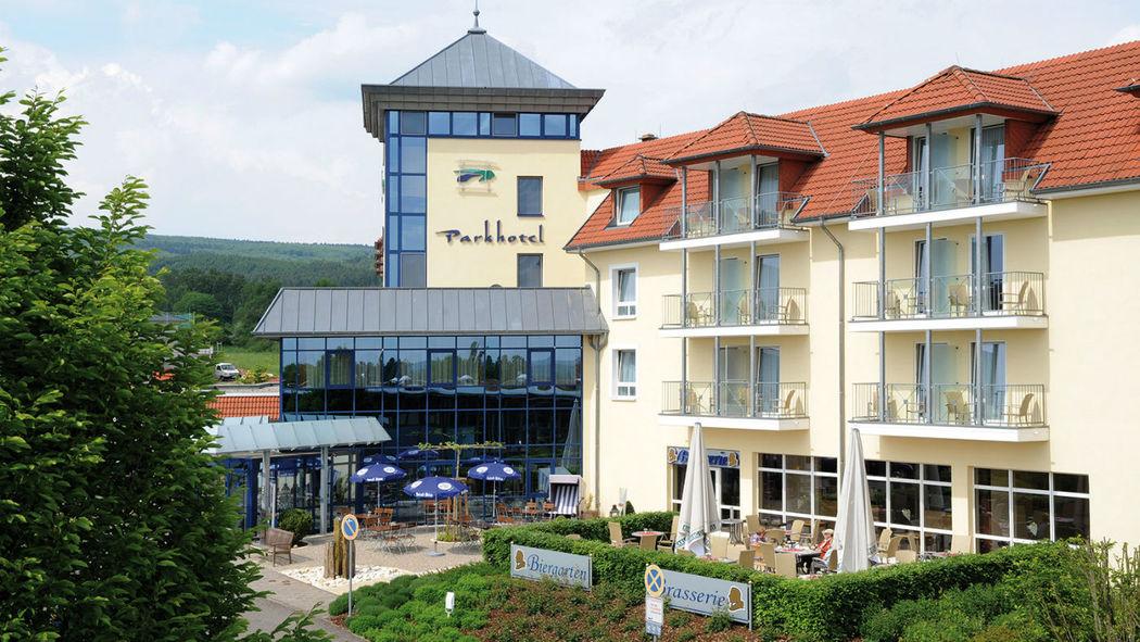 Beispiel: Hotel, Foto: Parkhotel Weiskirchen.