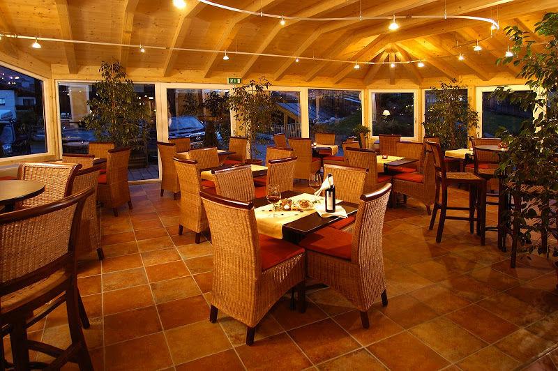 Beispiel: Restaurant, Foto: Verwöhnhotel Vötters Sportkristall.