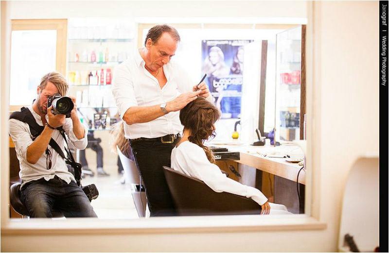 Beispiel: Fotos von den Vorbereitungen, Foto: Janograf Wedding Photography.