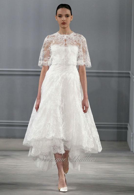 Vestidos para novia - Monique Lhuillier