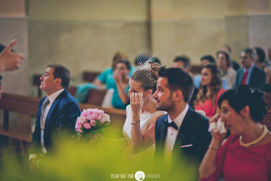 Oscar Ruiz Tomé, Fotógrafo de bodas, ceremonia