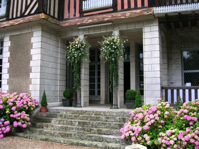 Manoir du Val Denis - Entrée principale