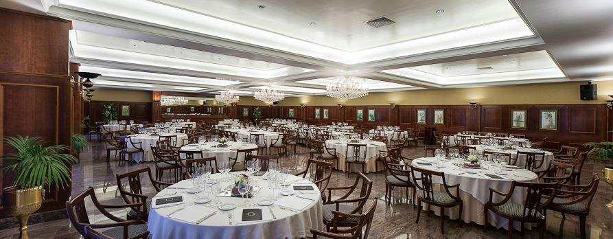Restaurante Villa Cañas.