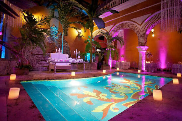 casa colonial centro historico de Cartagena de indias