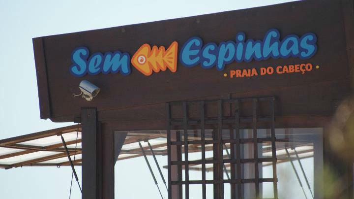 Foto: Sem Espinhas Praia do Cabeço