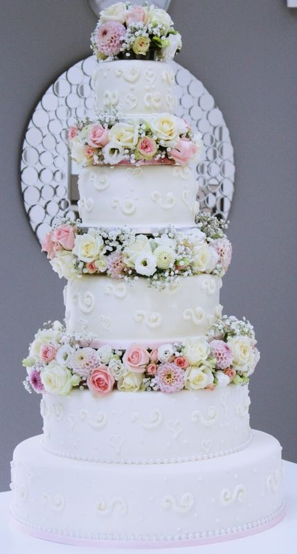Cake Design by Annie Koné